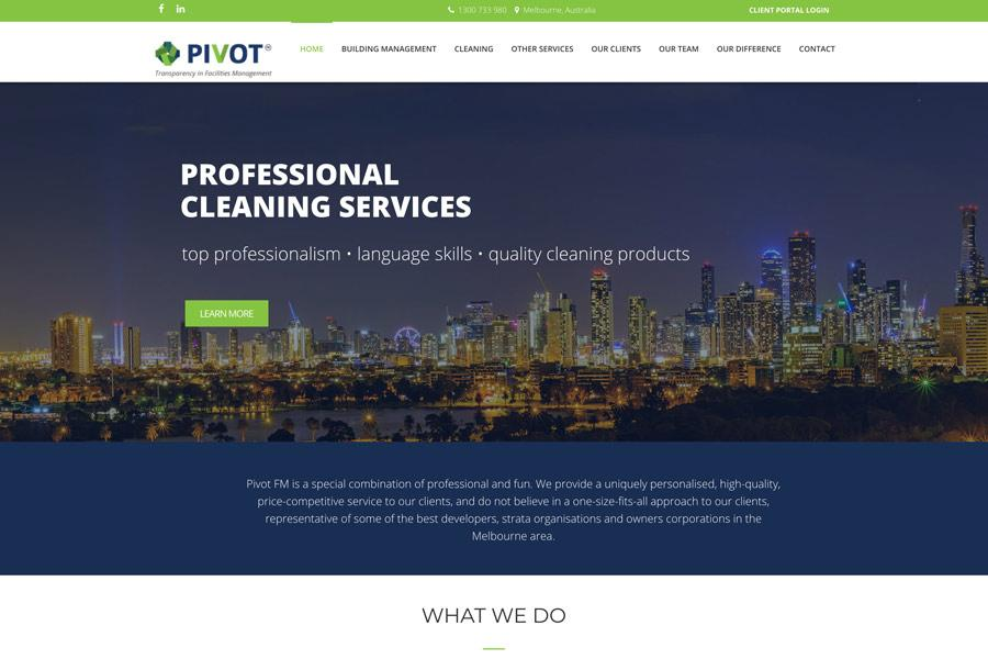 Pivot Facilities Management
