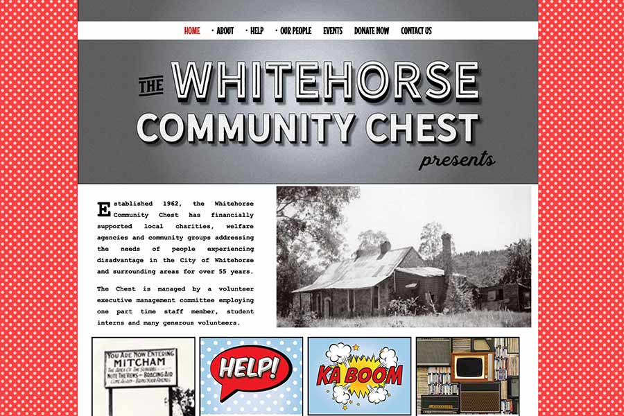 Whitehorse Community Chest