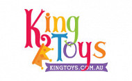 Logo design kings toys logo 2019